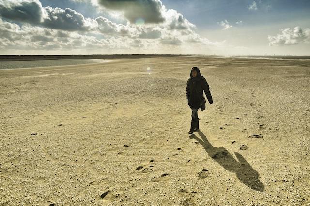 wandeling Zandmotor