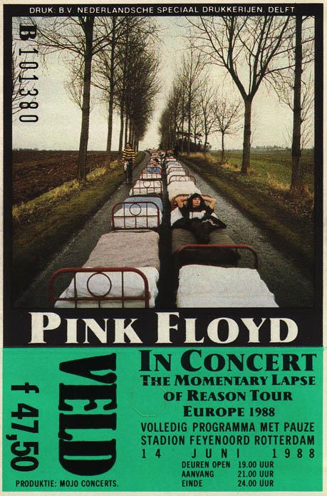 Pink Floyd 1988