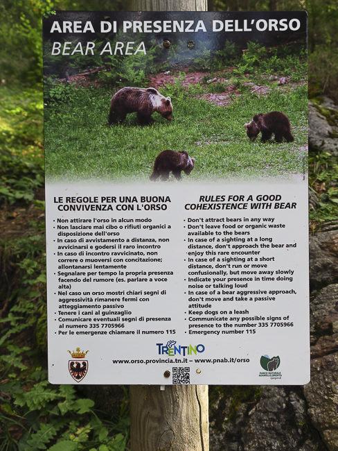 Brenta Dolomieten #32 (Parco Naturale Adamello Brenta)