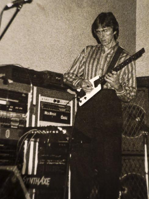 St. Pauls Hall - Huddersfield Engeland, 3 november 1989