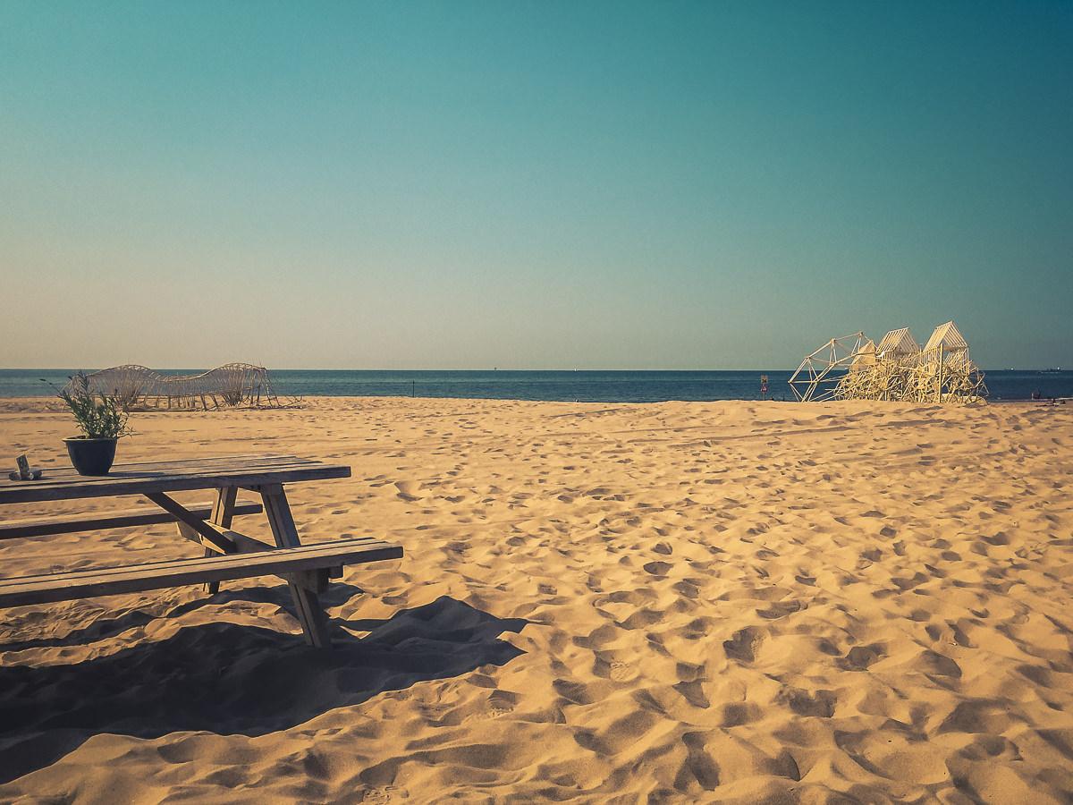 dagje strand