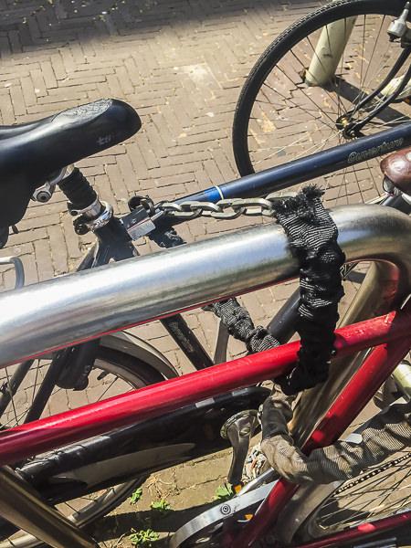 oetlul zet mijn fiets op slot