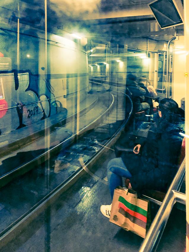 tram lijn 1