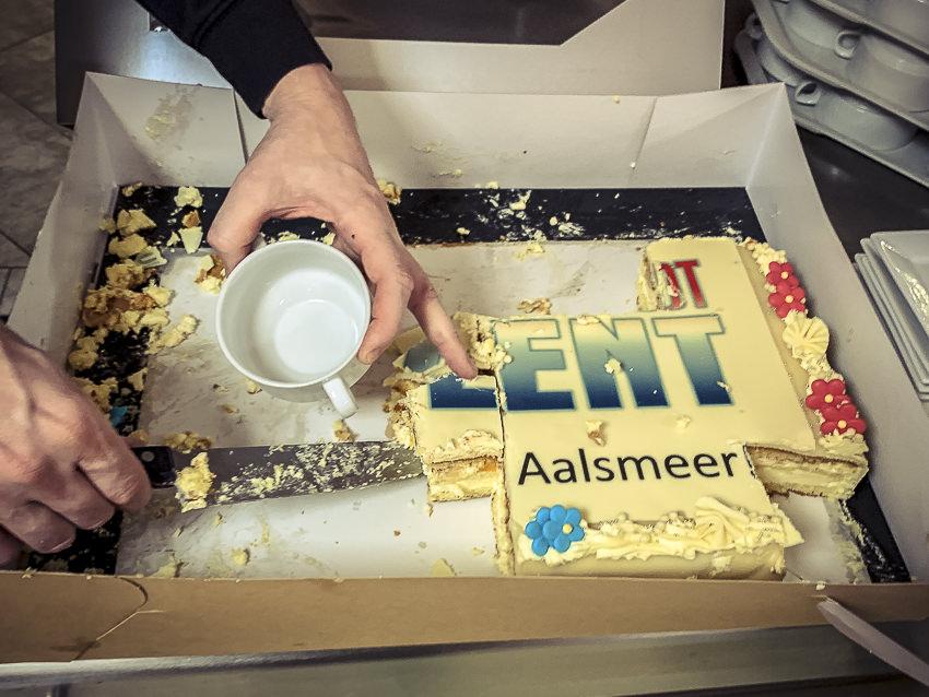 Aalsmeer taart