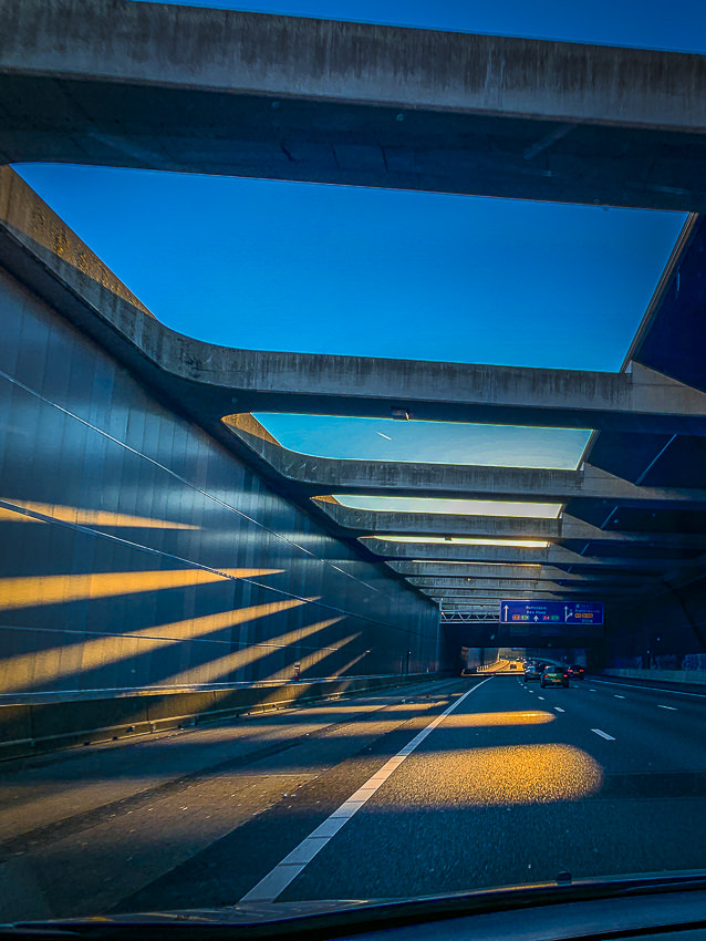 tunnel A4 #5
