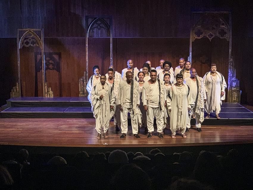 Capetown Opera Choir, Utrecht