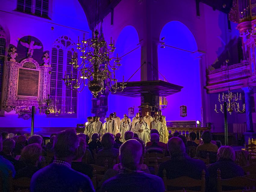 Capetown Opera Choir, Maassluis