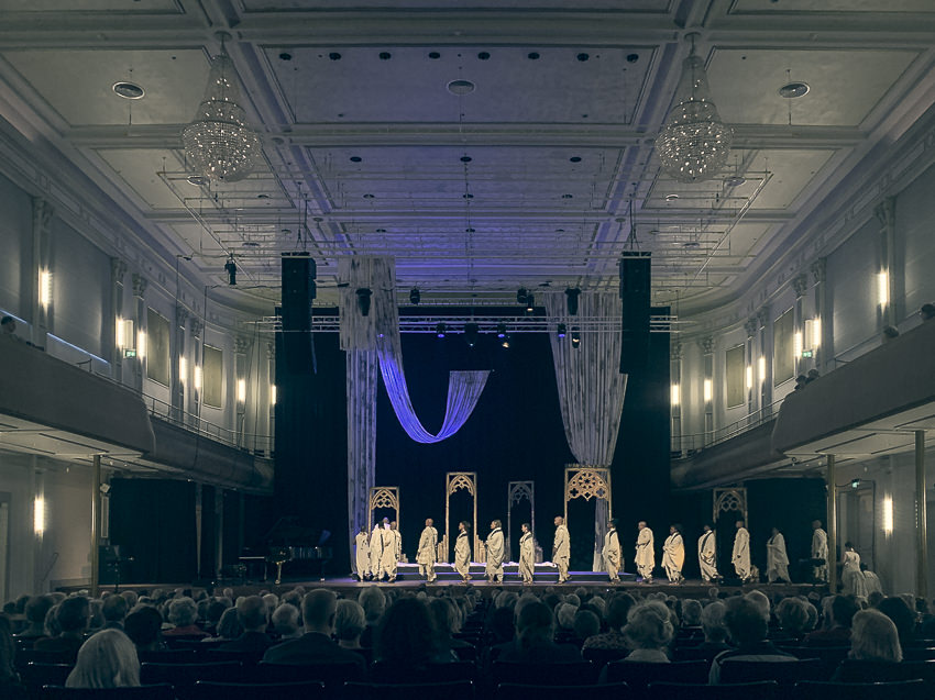Capetown Opera Choir, Haarlem