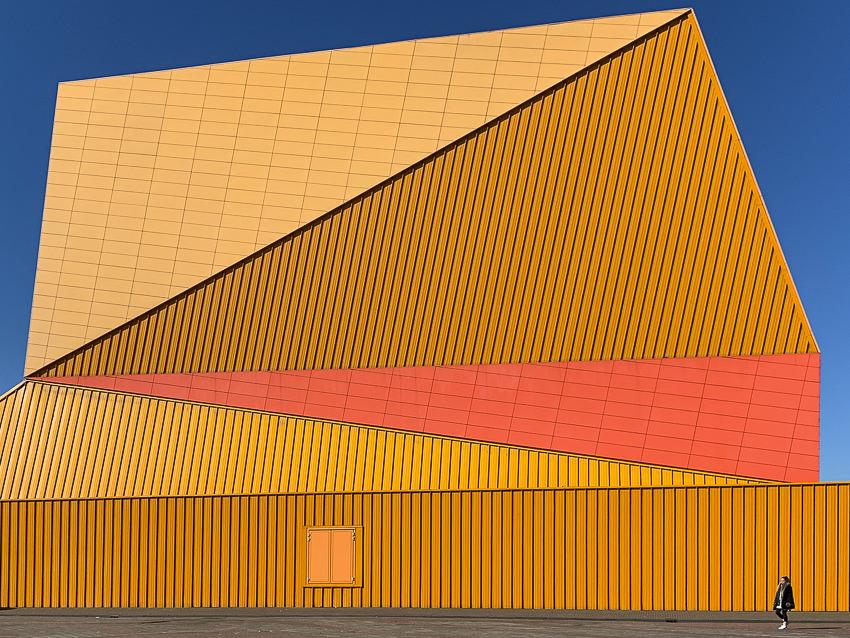 Agora theater, Lelystad