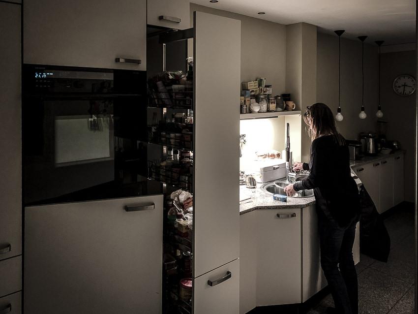 in de keuken #2
