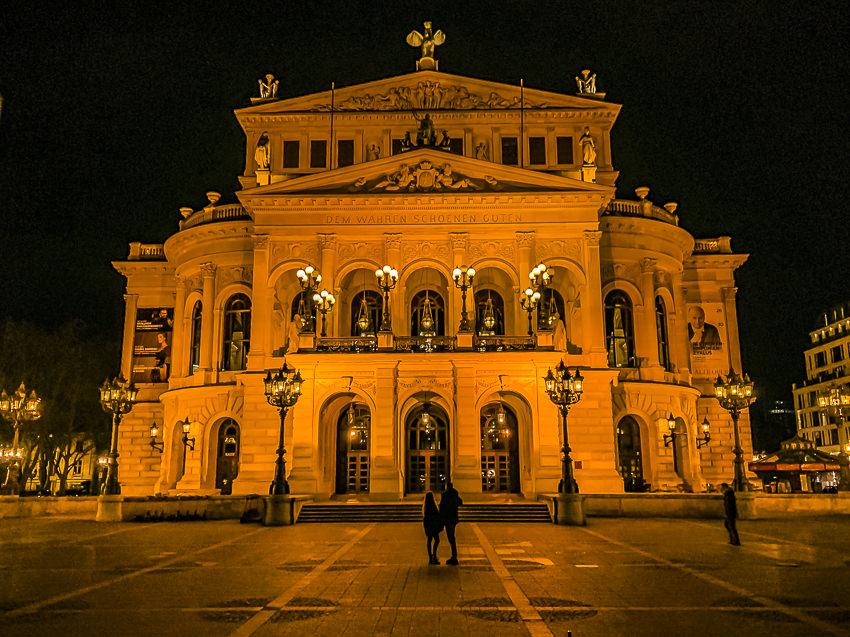 Alte Oper - Frankfurt, 18-01-2020
