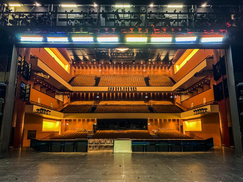 Festspielhaus - Baden-Baden, 06-01-2020