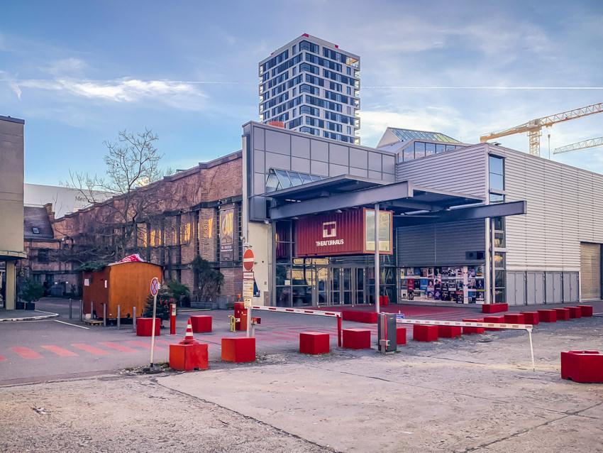 Theaterhaus - Stuttgart, 30/31-12-2019
