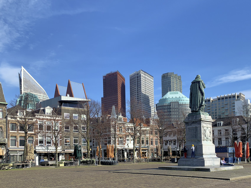 Plein, Den Haag #2