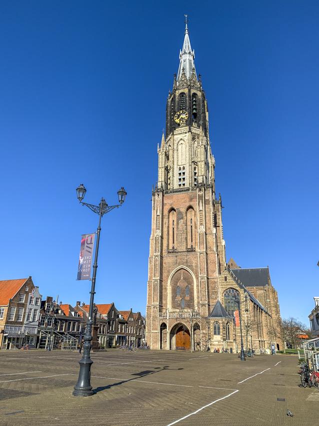 Nieuwe Kerk, Delft