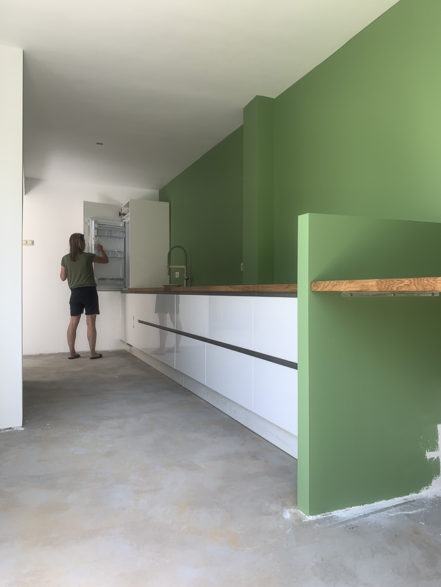 verbouwing keuken #10