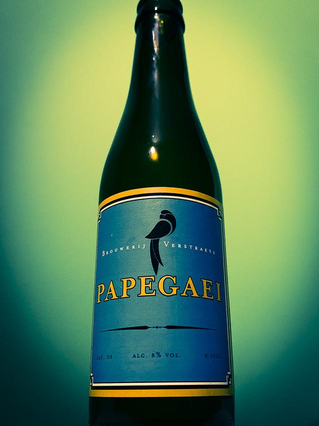 Papegaei bier