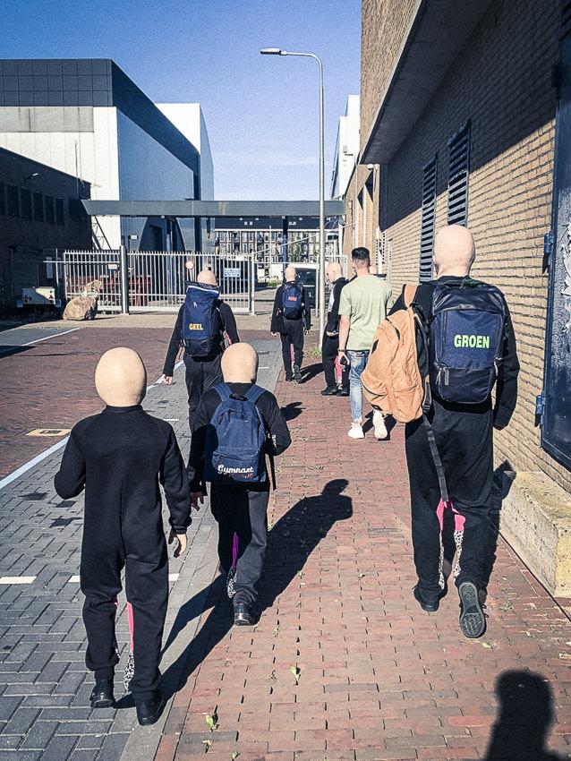 aliens in Aalsmeer