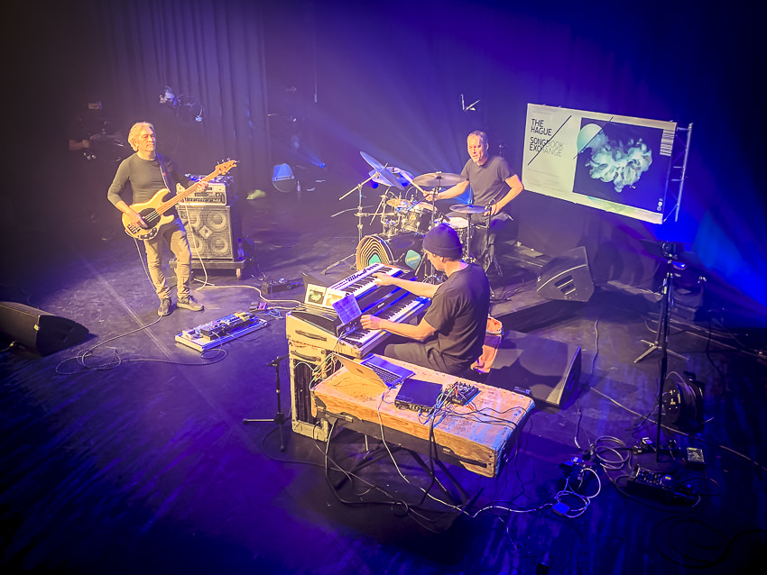 Matchless, The Hague Songbook Exchange