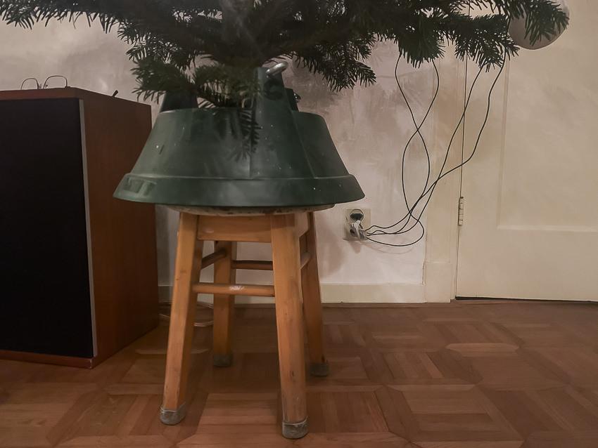 kerstboomvoet