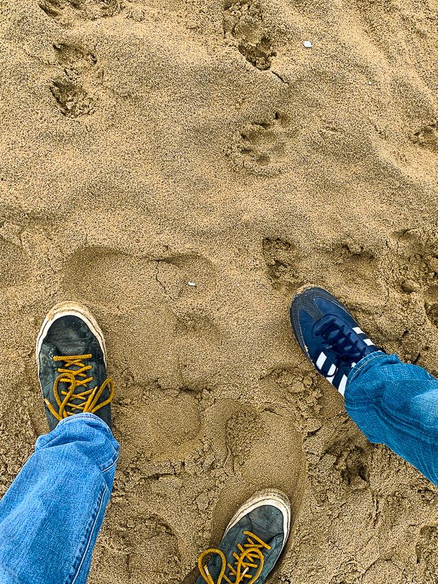 strand met Niek