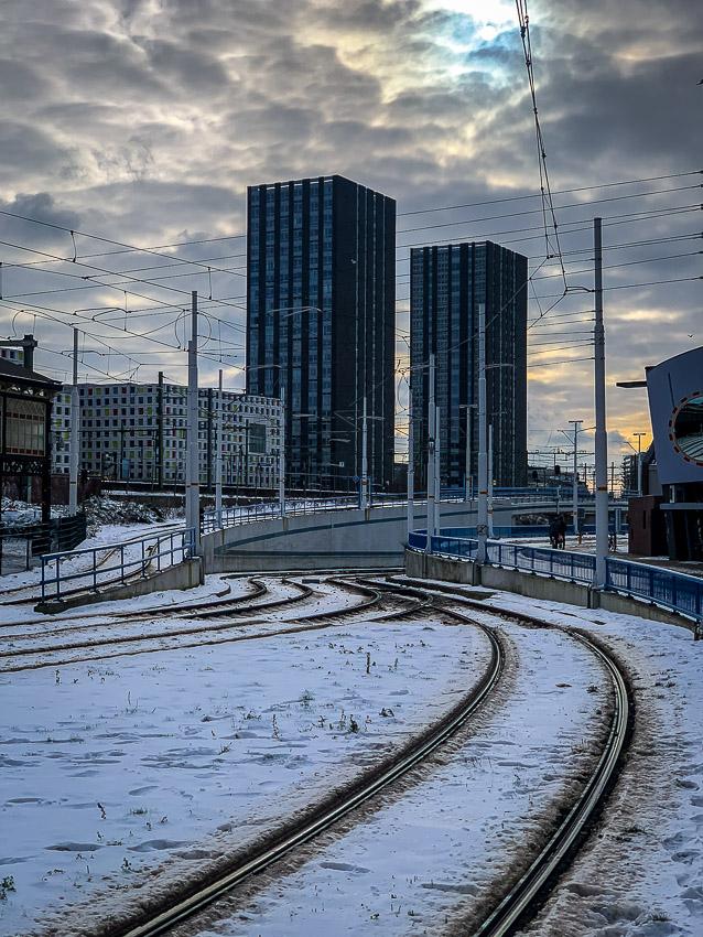 Parallelweg, Den Haag