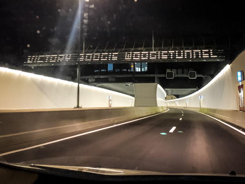 Victory Boogie Woogietunnel