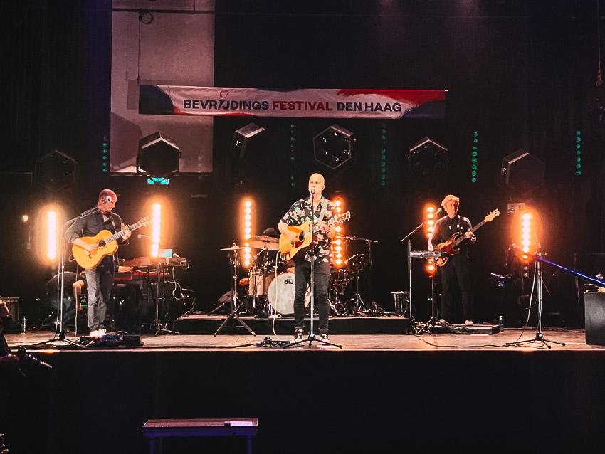 Milow, Bevrijdingsfestival