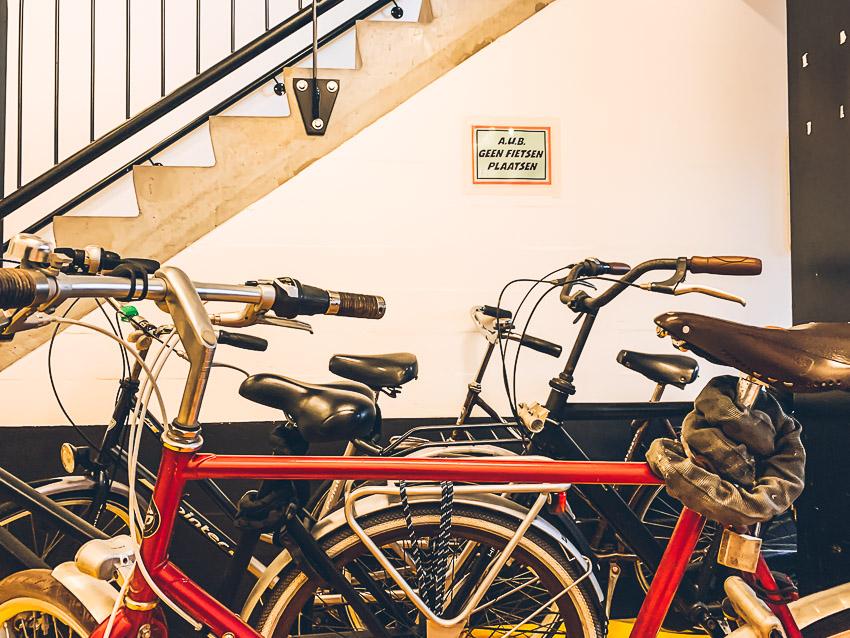 geen fietsen plaatsen #2