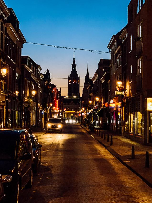 Boekhorststraat, Grote Kerk