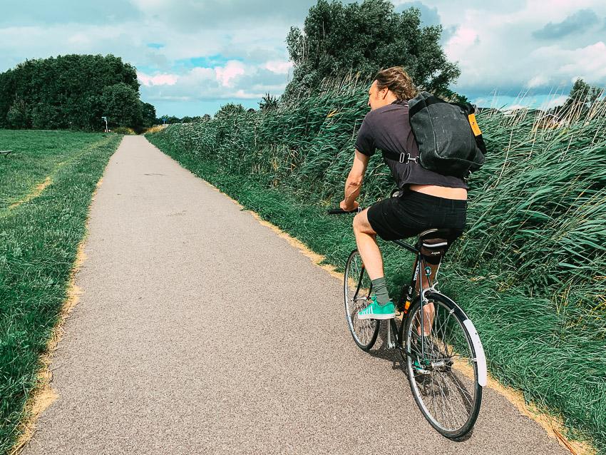 fietstochtje met Melle #2