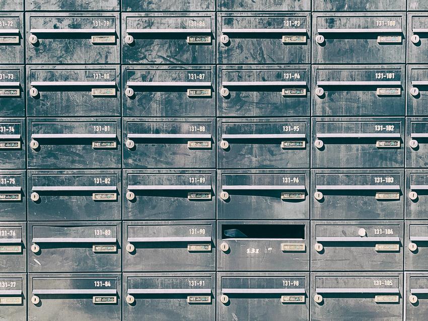 brievenbussen 131