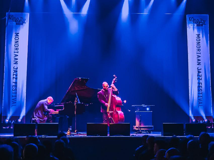 Christian McBride & Jason Moran, Mondriaan Jazz